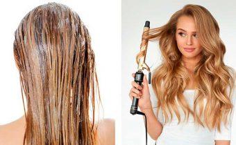 Ежедневный уход за длинными волосами