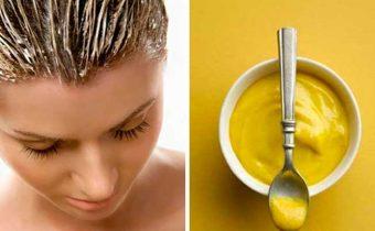 Горчичная маска от выпадения волос: рецепты приготовления