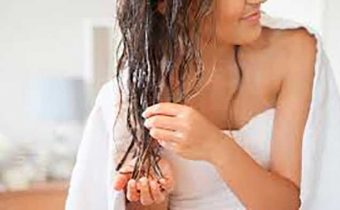 Маска от жирности волос